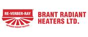 Brant radiant re-verber-ray tube heater